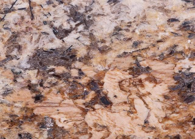 水晶黄麻 水晶黄麻石材图片