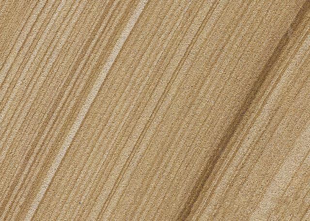 黄金木纹砂岩